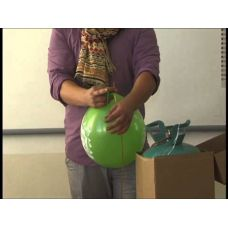 Как завязывать латексные шарики