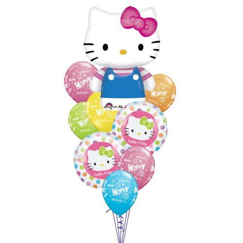 """Букет """"Hello Kitty !Харо Китти!"""""""