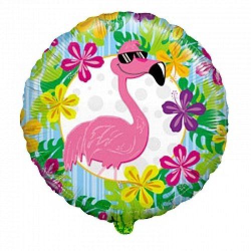 Ф. Круг (с рис) (18''/46 см) - Фламинго -