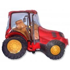 Ф. Фигура (37''/94 см) Техника - Трактор -; Красный