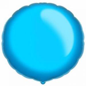 Ф. Круг (без рис) (18''/46 см) Аэродизайн; Голубой