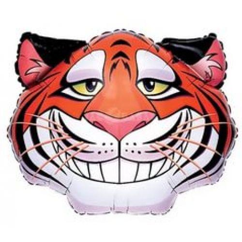 Ф. Фигура (31''/79 см) Животные - Большая голова Тигра -