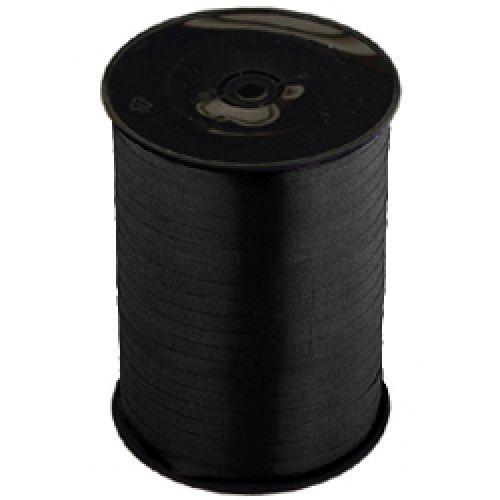 Бобина ленты для шариков простая - Черный