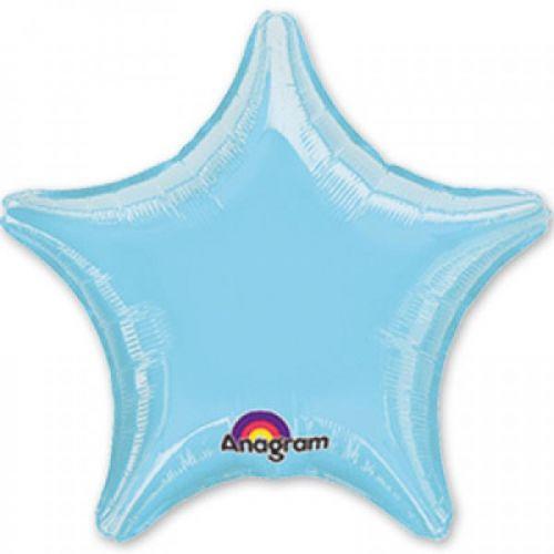 Ф. Звезда (без рис) (32''/81 см) Аэродизайн; Голубой