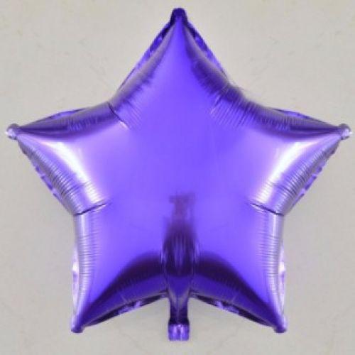Ф. Звезда (без рис) (32''/81 см) Аэродизайн; Фиолетовый