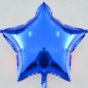 Ф. Звезда (без рис) (32''/81 см) Аэродизайн; Синий