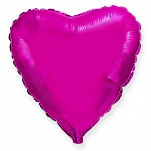 Ф. Сердце (без рис) (32''/81 см) Аэродизайн; Фуше