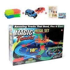 Magic Tracks 360 деталей