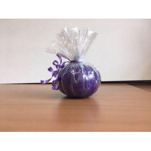Грузик карамель (ручная работа) - фиолетовый