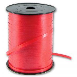Бобина ленты для шариков простая - Красный