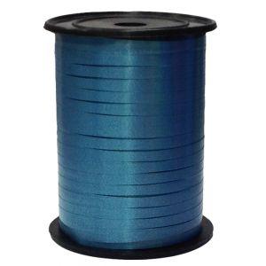 Бобина ленты для шариков простая -  Карибский Голубой