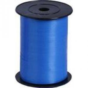 Бобина ленты для шариков простая - Синий