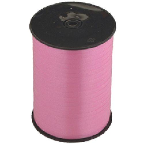 Бобина ленты для шариков простая - Розовый