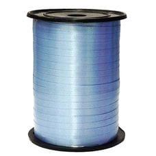 Бобина ленты для шариков простая - Голубой