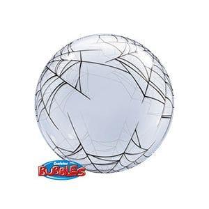 Б. Bubbles (24''/60 см) ВUBBLES - Хэллоуин - Паутина -