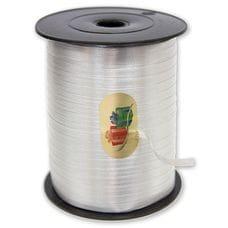 Бобина ленты для шариков простая - Серебро