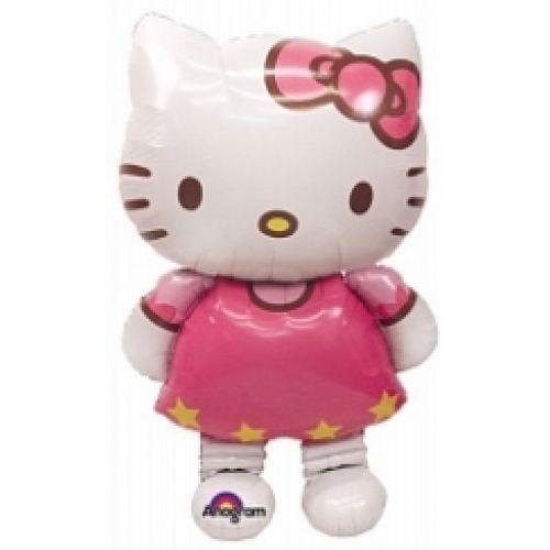 Ходячая фигура (50''/127 см) Ходячие фигуры - Hello kitty (хелло китти) -