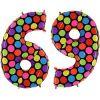 "Ф. Цифры (40''/102 см) Цифры - ""6"" и ""9"" -; Супер Яркий"