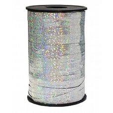 Бобина голография (0,5 см x 250 м) Серебро
