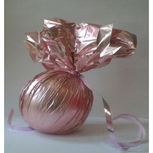 Дизайнерский грузик (ручная работа) - розовые