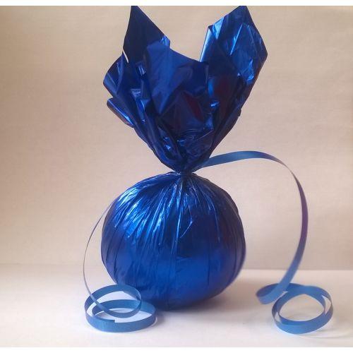 Дизайнерский грузик (ручная работа) - синий