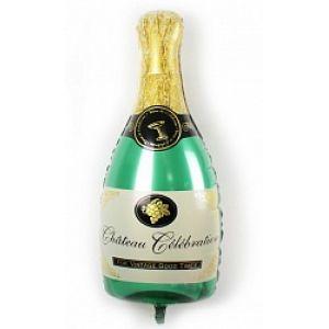 Ф. Фигура (39''/99 см) Новый Год - Бутылка шампанского -