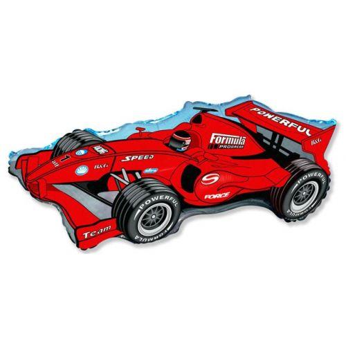 Ф. Фигура (36''/91 см) Техника - Формула 1 -; Красный